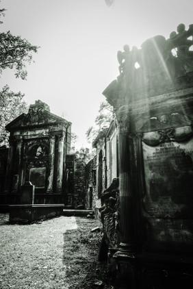 Graveyard, Edinburgh