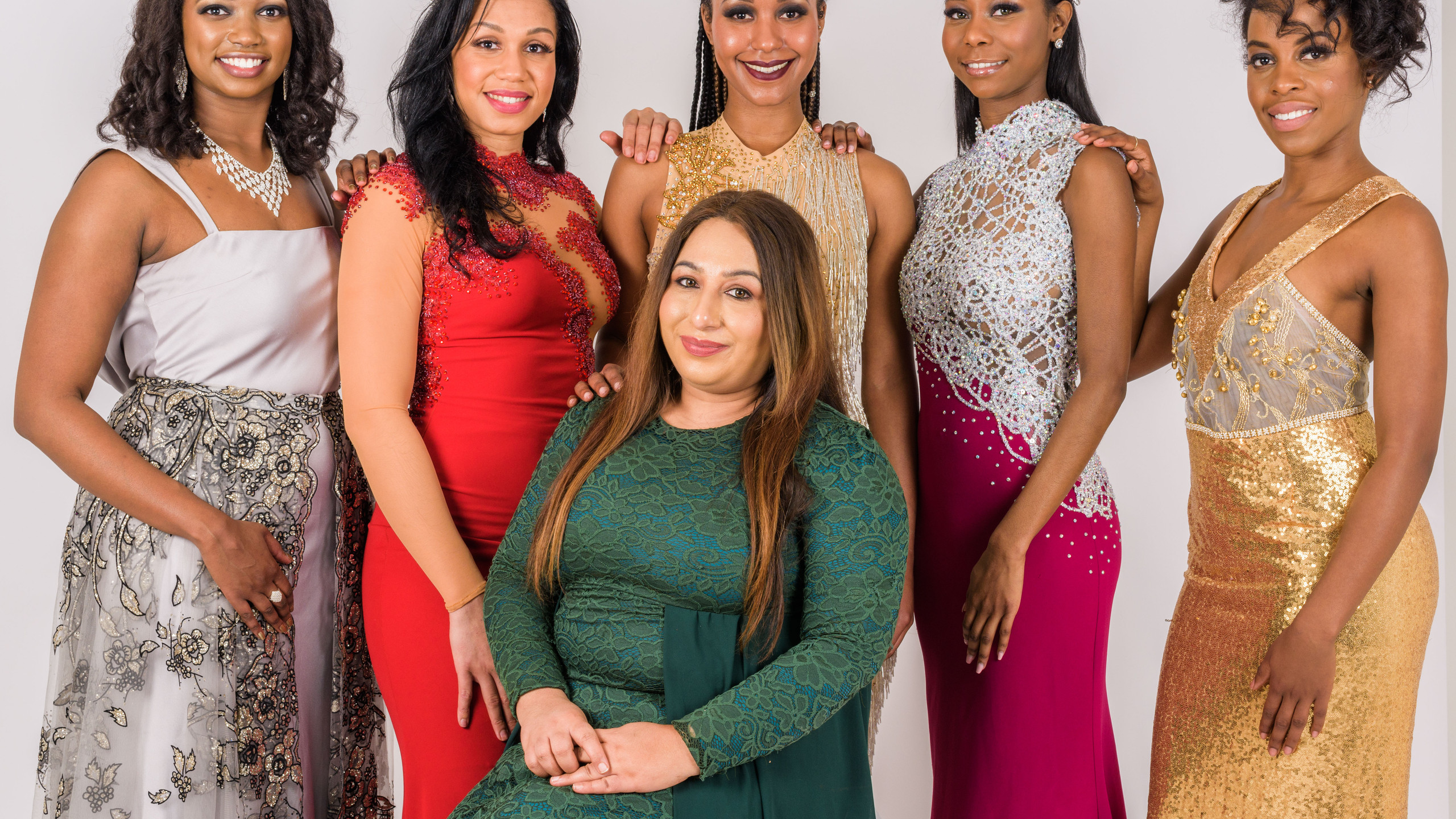 Rita Soni with MCUK Queens