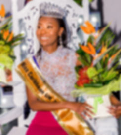 Elizabeth Williams - Miss Caribbean UK 2017 Crowned Winner