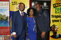 2. Founders - Clayton and Jacqui Brown with MCUK Patron Mr Shaun Wallace