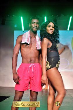 Jamilah Faucher & Samuel A Yeboah