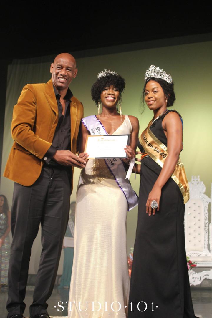 Miss Personality: Tasha Lawson