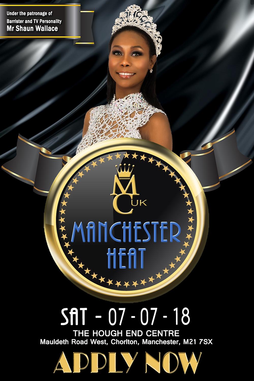 MCUK Manchester Heat Flyer