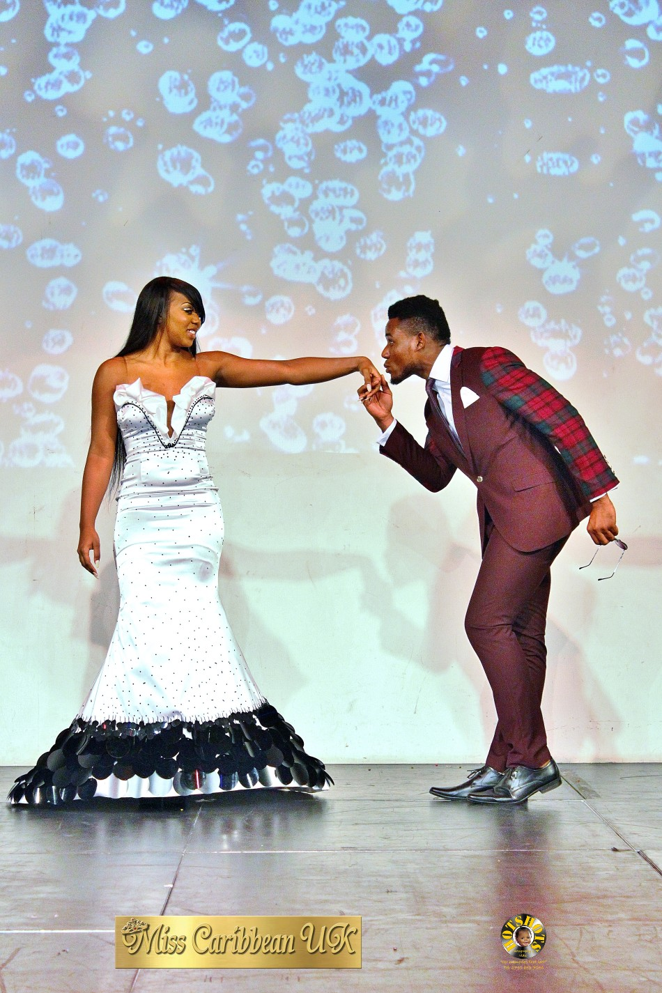 Carla Mark Thompson & Teedum Nkgee