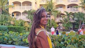 #8 - Our MCUK's 2020 Queen: FARRAH GRANT @_farrahgrantat The Grace Bay Club Infinity Bar, TCI