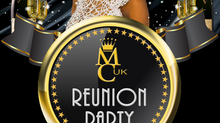 MCUK 2018 REUNION PARTY - So much fun in one place. DON'T MISS OUT.