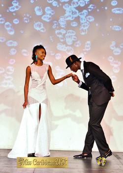 Kimhia Toussaint & Kelly Kenubia