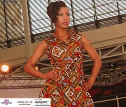 Keeleigh Griffith @ Afro Hair