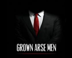 SUPPORT - GROWN ARSE MEN