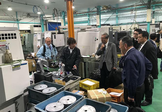 大阪NO1の提案型切削加工会社を目指す