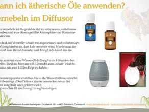 Anwendungsmöglichkeiten der ätherischen Öle --> #2