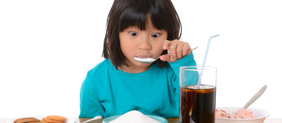 Jeunes enfants : attention au sucre & chocolat
