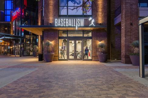 Baseballism Texas Exterior
