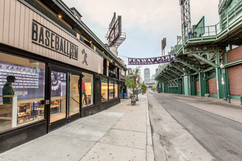 Baseballism Boston Exterior