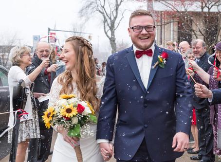 Kristen & Anthony | Wedding | Minerva, OH