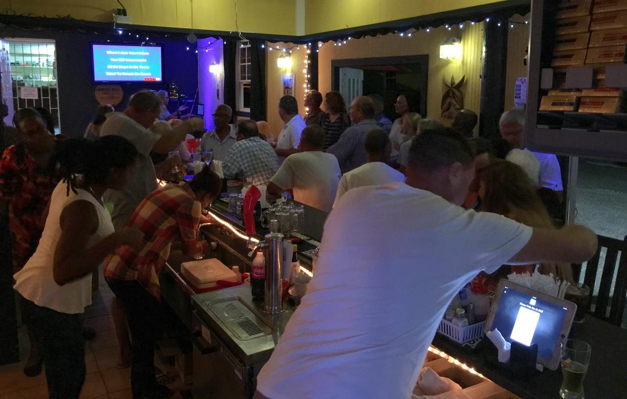 Karaoke on Friday Nights