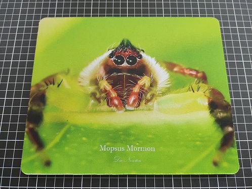 Mopsus mormon Mouse Pad