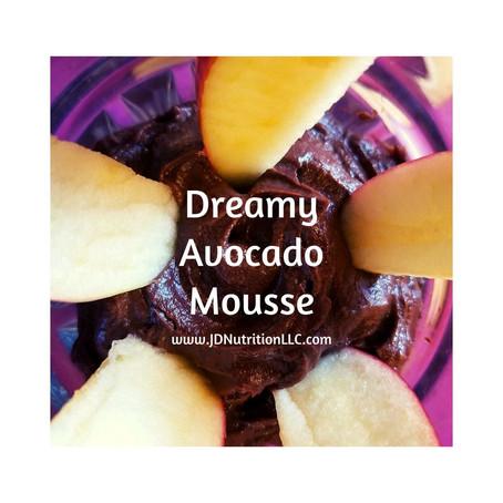 Dreamy Avocado Mousse