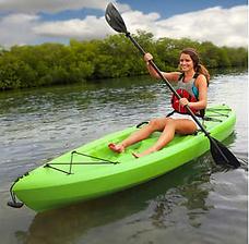 Kayak rental St Lawrence river
