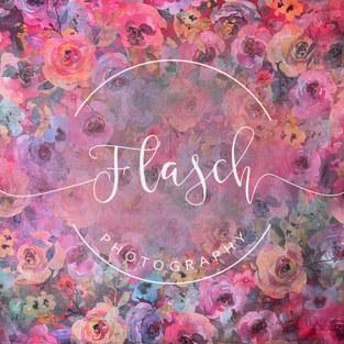 Floral Tie Dye