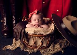 RCMP newborn photos