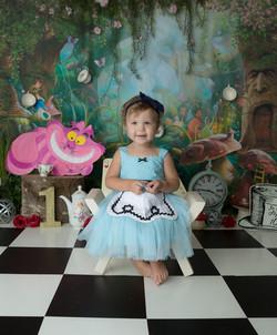 Alice in wonderland birthday