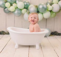 Boy bathtub photos