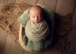 Newborn prop bowl