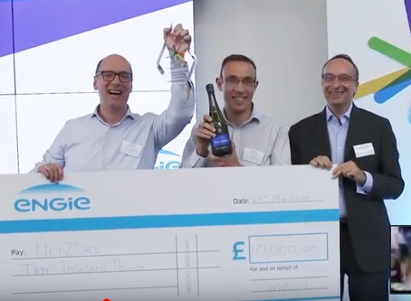 ENGIE selects Dutch energy data expert NET2GRID, as winner of 'Big Pitch'