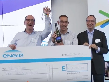 ENGIE selects Dutch energy data expert NET2GRID, as winner of 'Big Pitch'