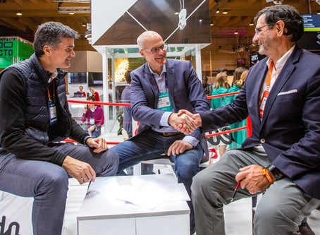 EDP and NET2GRID sign strategic agreement at Web Summit 2019 in Lisbon