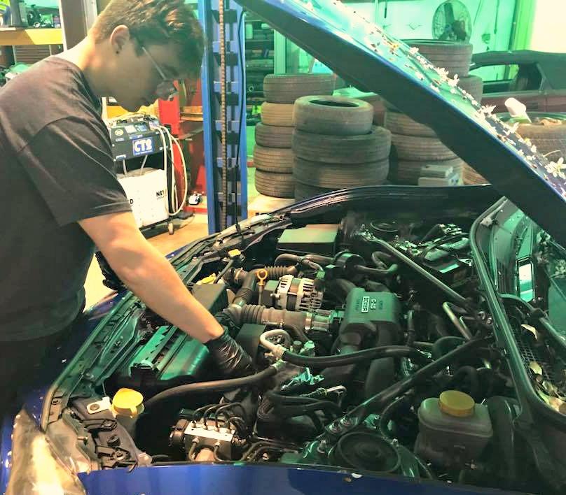 Automotive Blessings Maintance