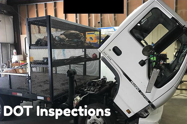 DOT Inspections Kennesaw 30144