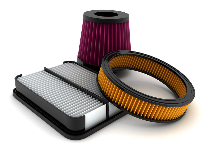 Change Air Filters - Spring