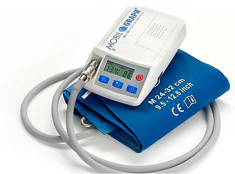 Monitor ambulatorio de presión arterial