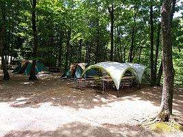 めいほうキャンプ場