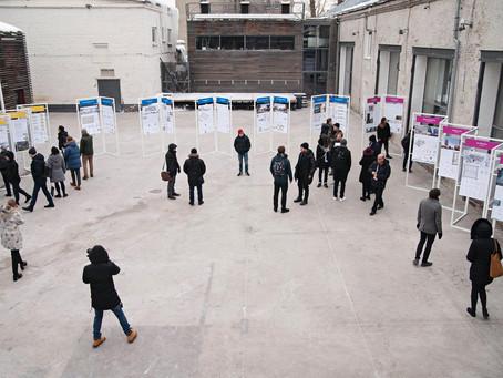 Второй отборочный этап Открытого международного конкурса проектов стандартного жилья и жилой застрой