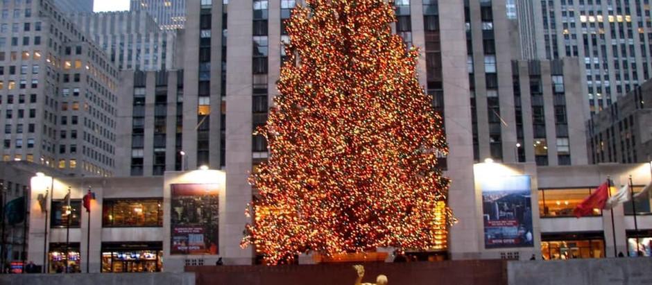 Завдяки українці ялинка у Нью-Йорку сяє до 7-го січня