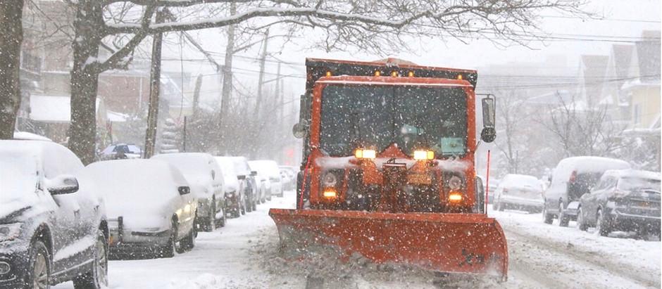 Що очікувати від комунальників Нью-Йорка під час снігопадів?