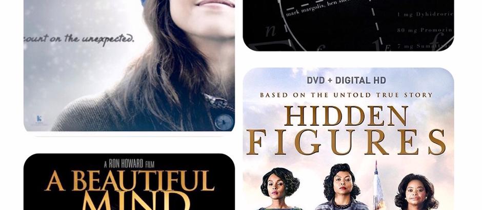 20+ фільмів про математику та математиків