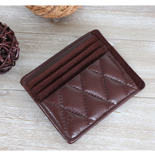 Kreditkarten Etui | brown