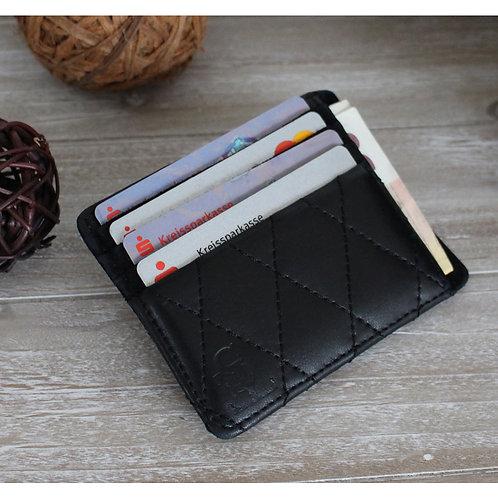 Kreditkarten Etui | black