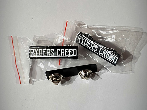 RC LOGO Enamel Pin Badges!