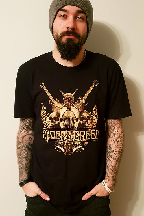 RYDERS CREED T-shirt! (Off-Colour)