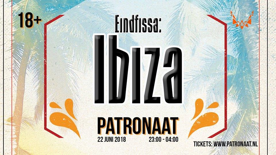 Ibiza eindfeest