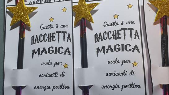 Con un pizzico di magia... si inizia l'anno in allegria!