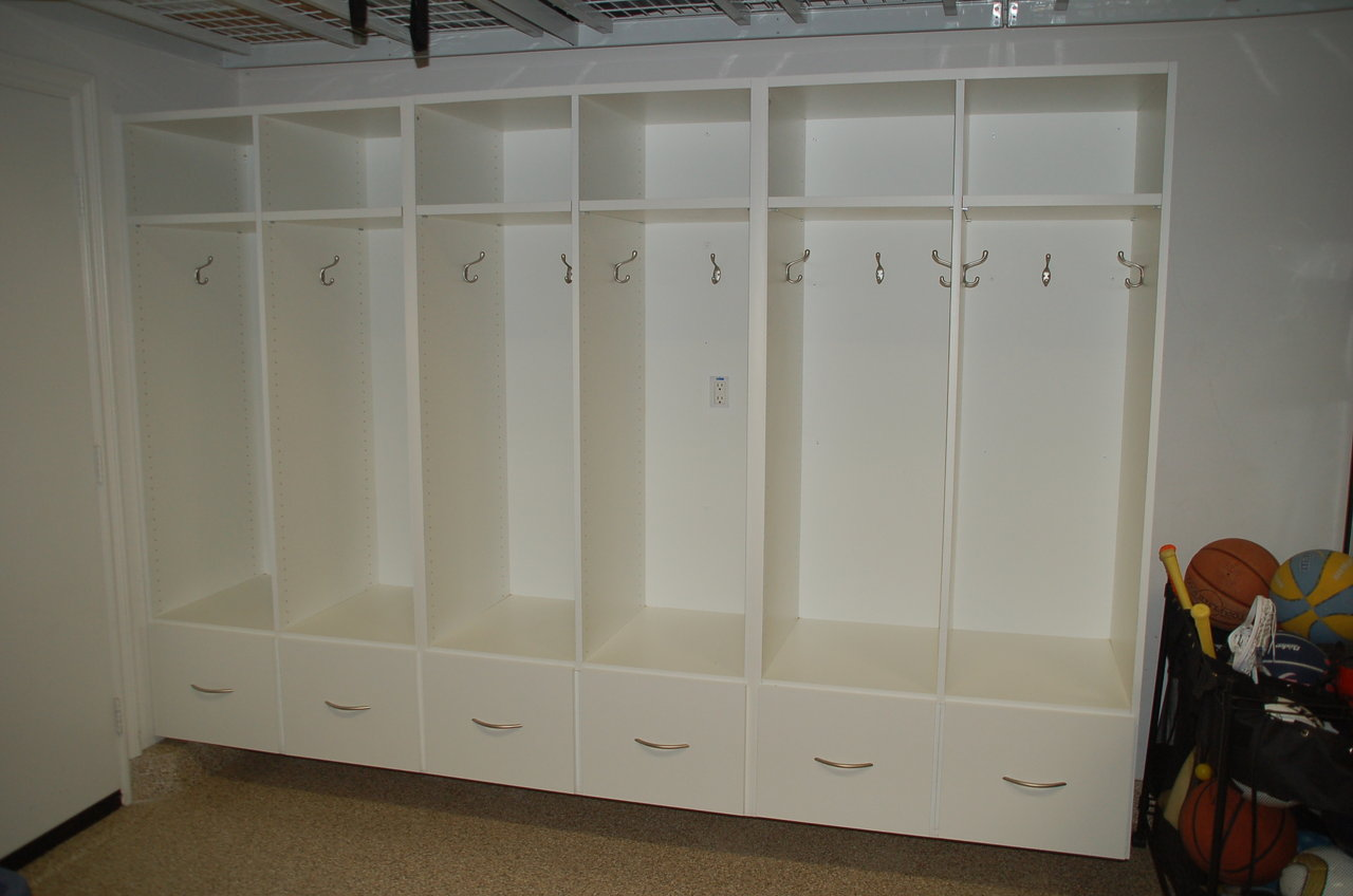 Garage Lockers, Carmel Valley
