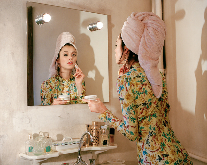 Morning Routine • Vogue IT