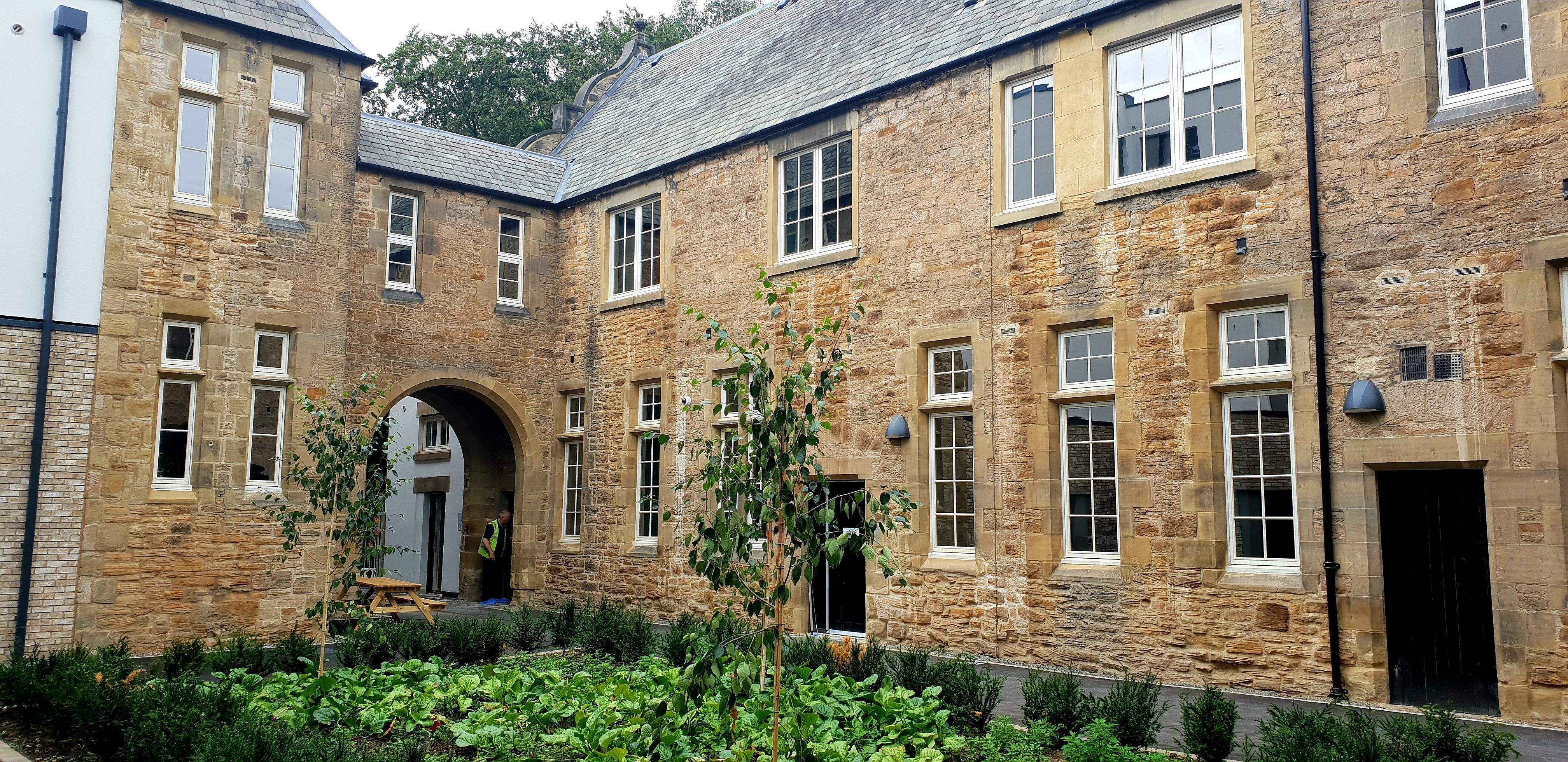 Durham Former hospital 5