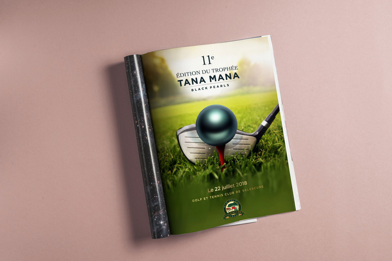 Tana Mana / Golf et Tennis Club de Valescure